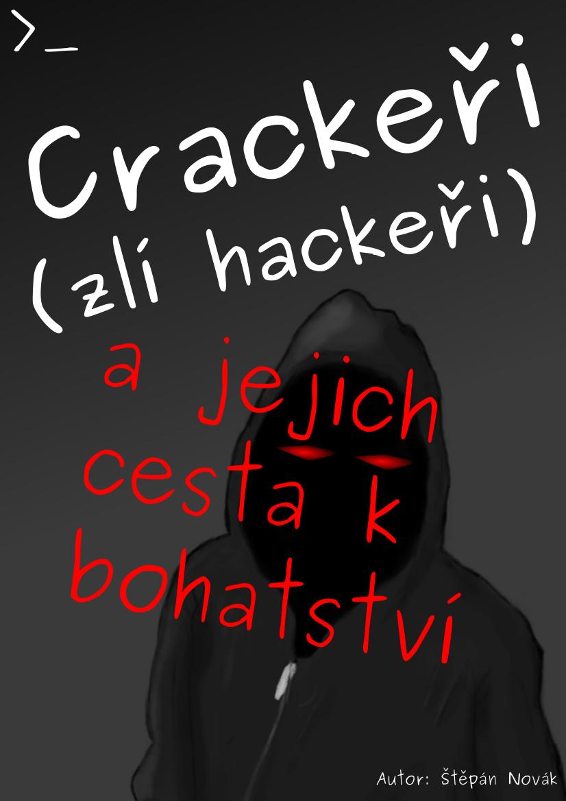 Odkaz na ukázku knihy Crackeři (zlí hackeři) a jejich cesta k bohatství